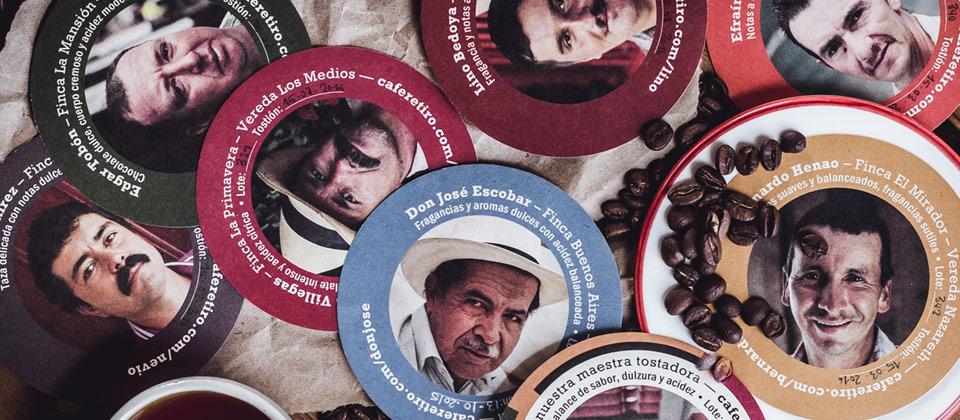 café retiro, concept & strategy