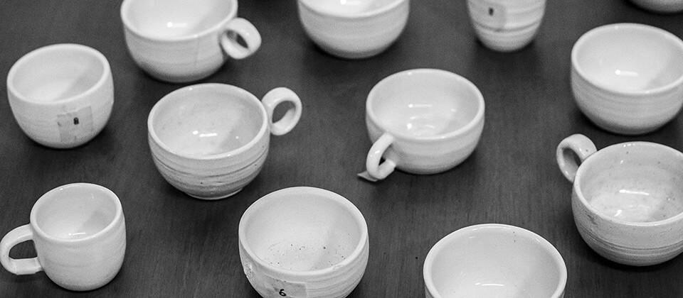 café retiro, coffee cups