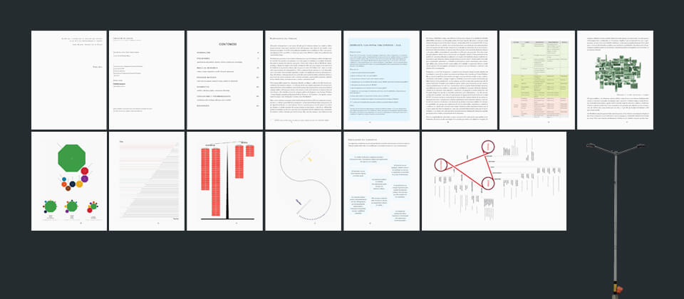 Punctuation of Space, concept & framework